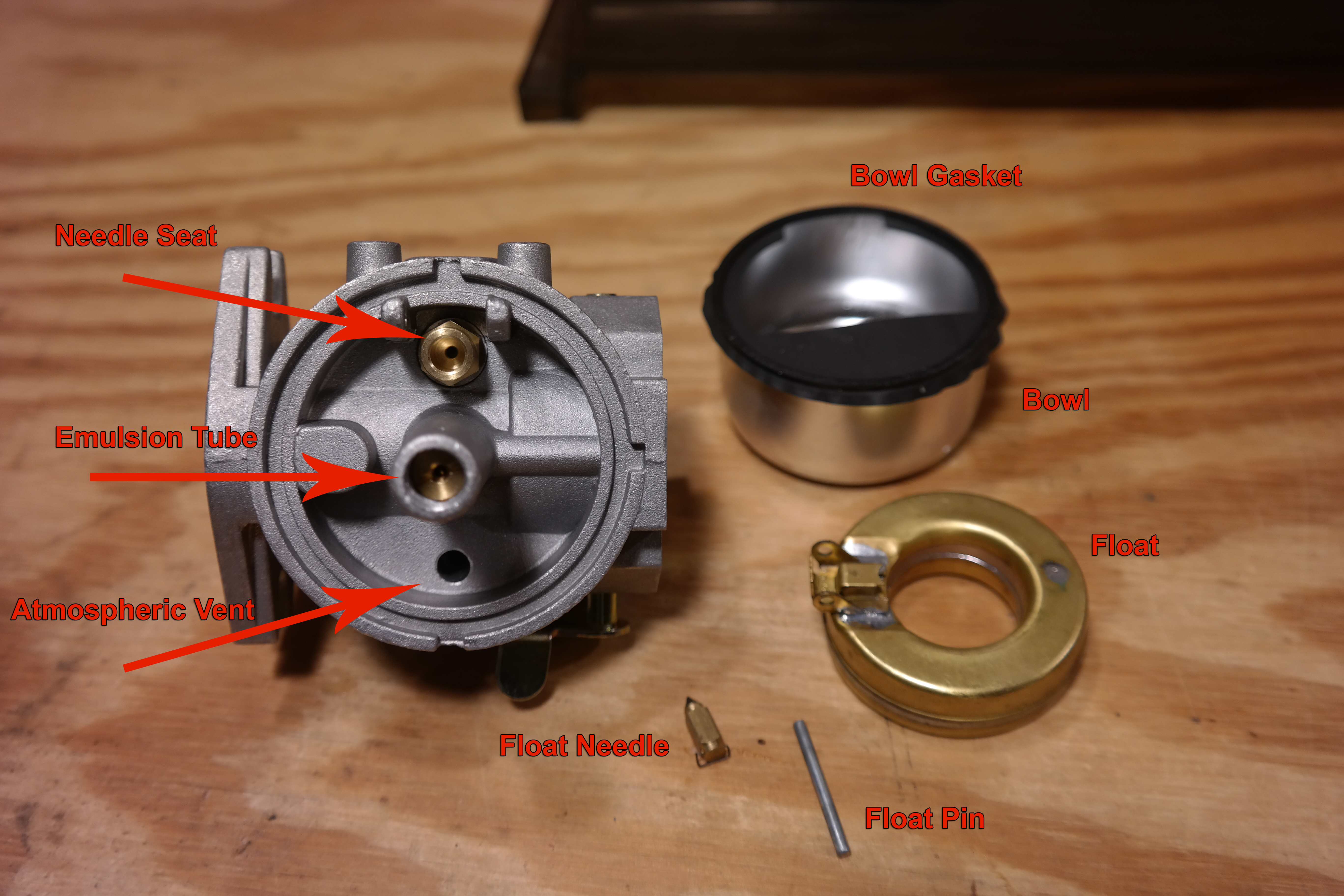 Carburetors How Do They Work Part 1 Isavetractors Kohler K Series Wiring Diagram In 2 We Will Explain The Function Of Each Carburetor